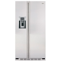 "Side by side incorporabil IOMABE Luxury ""K"" Series ORE24CGF30, clasa A+, 572 l, No Frost, Inox"