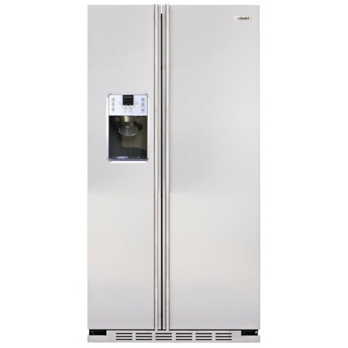 Side by side IOMABE Global Series ORGS2DFF80, clasa A+, 549 l, No Frost, Inox