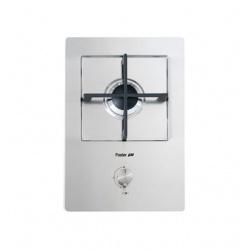 Plita incorporabila Foster KE Domino 7622032, instalare FT/FTS, gaz, 32cm , 1 arzator, aprindere electrica, siguranta gaz, inox