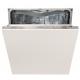 Masina de spalat vase incorporabila Fulgor Milano FDW 82102, 258 kWh/an, 5 setari de temperatura, alb