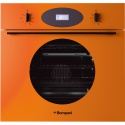 Cuptor incorporabil Bompani Color Me BO249CB/E, electric, multifunctional, 60cm, 54l, Portocaliu