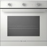 Cuptor electric incorporabil Smalvic GLASS BIANCO FI-74WTS, 60cm, 74l, grill electric, alb