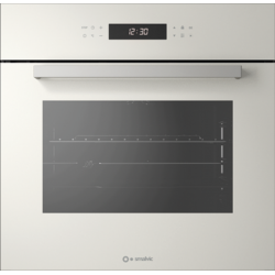 Cuptor electric incorporabil Smalvic FLAT BIANCO FI-64MTO, 60cm, 64l, grill electric, alb