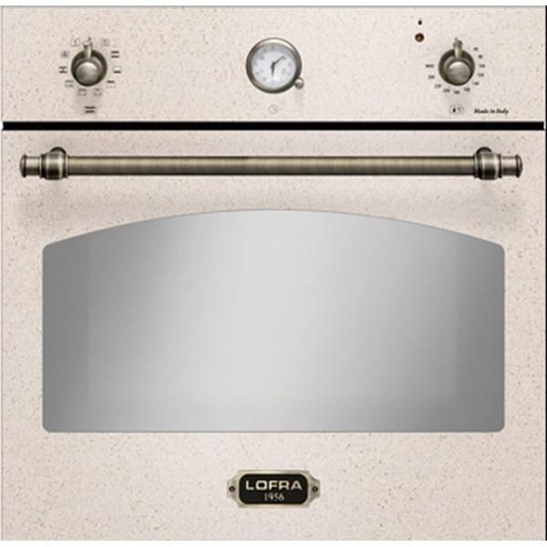 Cuptor incorporabil LOFRA DOLCEVITA FRA69EE/A, incorporabil, 60cm, 66l, grill electric, crem