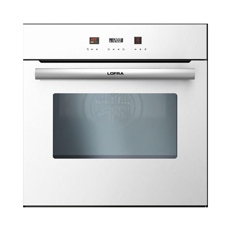 Cuptor incorporabil LOFRA GEMMA FQVB6TEE, incorporabil, 60cm, 66l, grill electric, alb