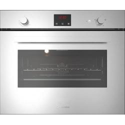Cuptor gaz incorporabil Smalvic PREMIUM FI-70GEVTE, 70cm, 75l, grill electric, inox