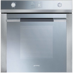 Cuptor incorporabil Smeg Linea SF130BE, electric, multifunctional, 60cm,sticla alba