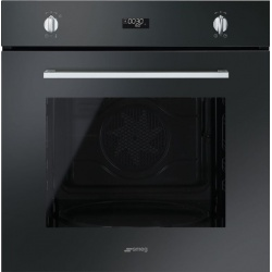Cuptor incorporabil Smeg Selezione SF485X, electric, multifunctional, 60cm,inox antiamprenta