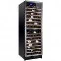 Racitor de vinuri Caso WineMaster Touch A one, 44 sticle, 117 W, negru/otel inoxidabil