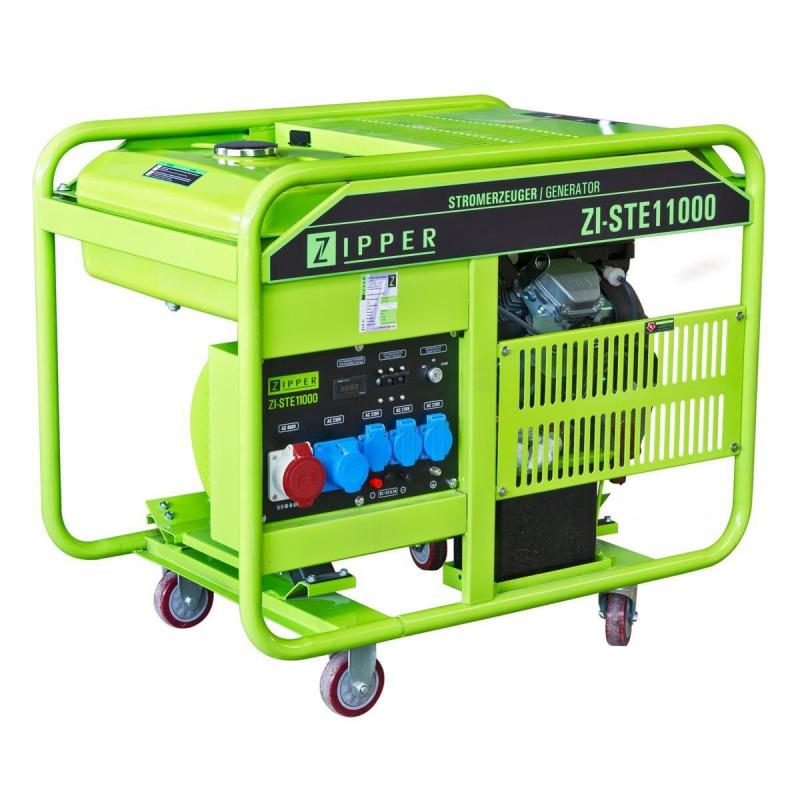 Generator uz general Zipper ZI-STE11000