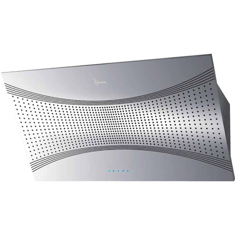 Hota design Baraldi Pratika 01PRA090STB90, 90 cm, 900 m3/h, inox
