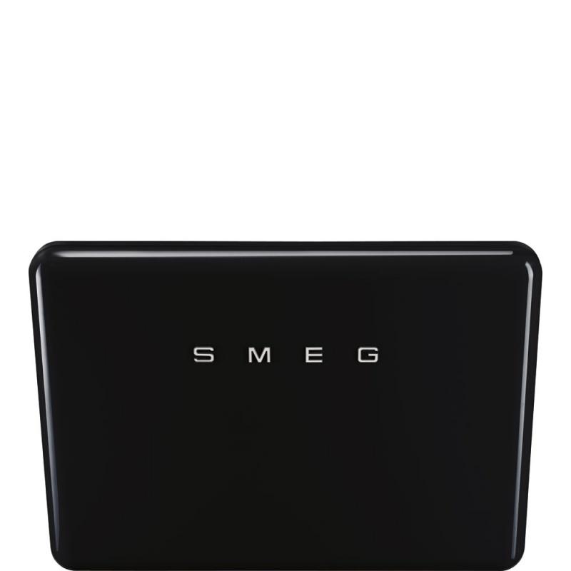 Hota decorativa Smeg Retro 50 KFAB75BL, 75 cm, 797 m3/h, negru
