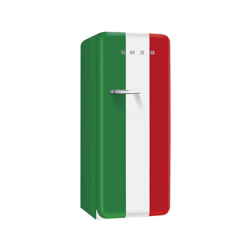 Frigider cu 1 usa SMEG FAB28RIT1, No Frost, Clasa A++, 222L, Italia