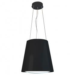 Hota insula Sirius SILT 28 LAMP, 48 cm, 550 m3/h, lumina ambientala, Negru