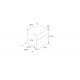 Cuptor incorporabil Bertazzoni Design F60CONXD/12, 60cm, 65l, grill electric, convectie, stica neagra / inox