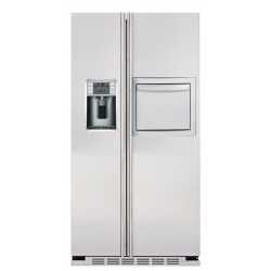 "Side by side incorporabil IOMABE Luxury ""K"" Series ORE24CHF30, minibar, clasa A+, 572 l, No Frost, Inox"