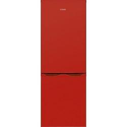 Combina frigorifica BOMANN KG322, Clasa A+++, 165L, rosu