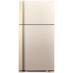 Combina frigorifica Hitachi R-V610PRU7(BEG), No Frost, A++, 510L, inaltime 176 cm, bej