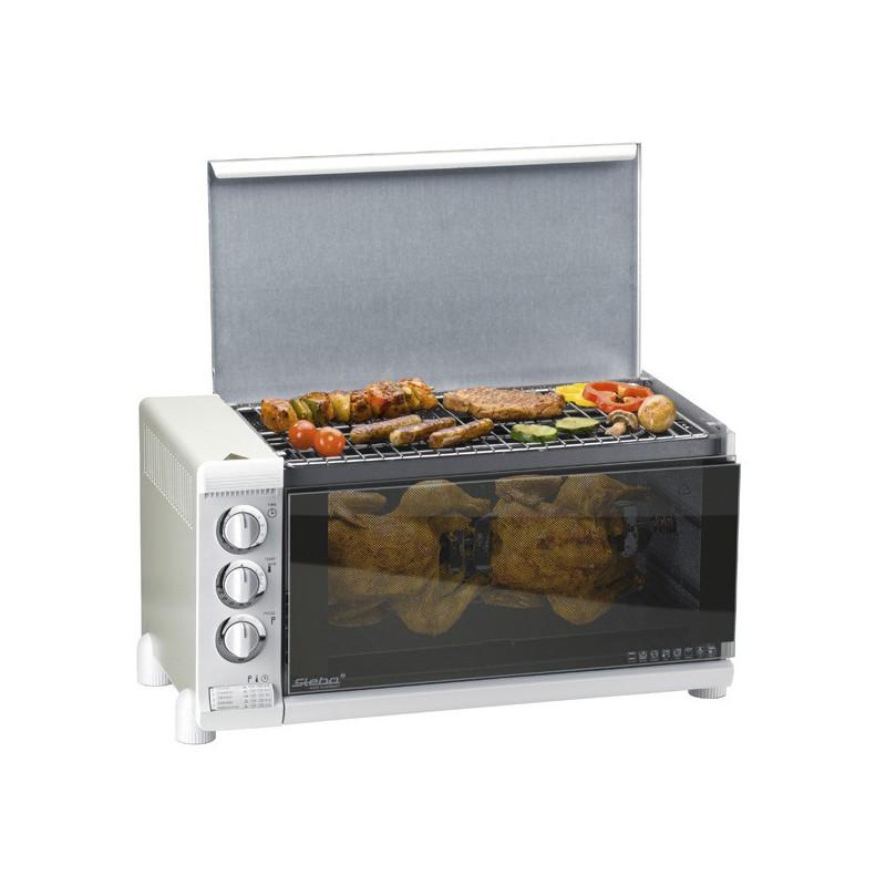 Cuptor electric Steba G 80/31 C.4,1800W,250 grade C,otel inoxidabil