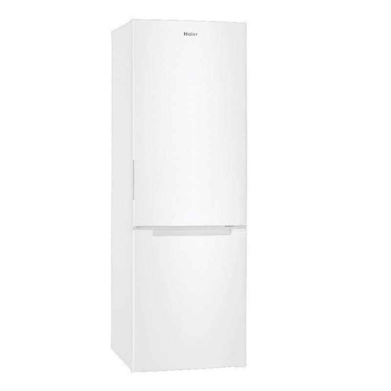 Combina frigorifica Haier HBM-686W, 312 l, Clasa A+, H 185 cm, Alb