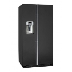 """Side by side IOMABE Luxury """"K"""" Series ORE24CGF8BM, clasa A+, 572 l, No Frost, Negru mat"""