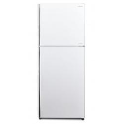 Frigider cu 2 usi Hitachi R-V400PRU8(PWH), Clasa A+, Volum 340 Litri, No Frost, 65 cm latime, alb perlat