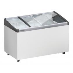 Lada frigorifica Liebherr EFI 3553, cu capac glisant din sticla, racire statica, 249 l, alb