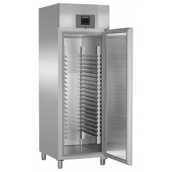 Congelator profesional Liebherr BGPv 6570, No Frost, racire dinamica, 365 l, argintiu