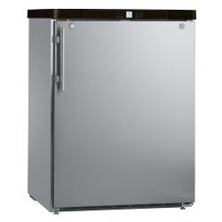 Congelator profesional Liebherr GGUesf 1405, racire statica, 133 l, argintiu