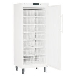Congelator profesional Liebherr GG 5210, racire statica, 472 l, alb
