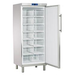 Congelator profesional Liebherr GG 5260, racire statica, 472 l, argintiu