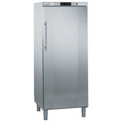 Congelator profesional Liebherr GGv 5060, No Frost, 325 l, argintiu