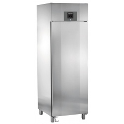 Congelator profesional Liebherr GGPv 6590, No Frost, pentru rafturi sau tavi GN 2/1, 465 l, inox