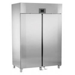 Congelator profesional Liebherr GGPv 1490 ProfiPremiumline No Frost, pentru rafturi sau tavi GN 2/1, 1056 l, inox