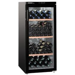 Vitrina pentru vin Liebherr WKb 3212, 314 L, clasa A