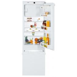 Combina frigorifica incorporabila Liebherr IKv 3224 BioCool, 279L, clasa A++, Alb