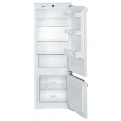 Combina frigorifica incorporabila Liebherr ICP 2924 Smart Frost, BioCool, 241L, clasa A+++