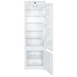 Combina frigorifica incorporabila Liebherr ICS 3224 Smart Frost, BioCool, 281L, clasa A+, Alb