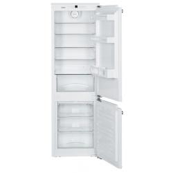 Combina frigorifica incorporabila Liebherr ICN 3314 No Frost, BioCool, DuoCooling, 256L, clasa A++