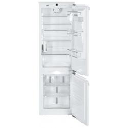 Combina frigorifica incorporabila Liebherr ICN 3386 No Frost, BioCool, IceMaker, 248L, clasa A++
