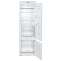 Combina frigorifica incorporabila Liebherr ICBS 3224 Smart Frost, BioFresh, DuoCooling, 261L, clasa A++