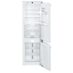 Combina frigorifica incorporabila Liebherr ICBN 3376 Premium, 238 L, BioFresh, NoFrost, DuoCooling, Clasa A++, Alb