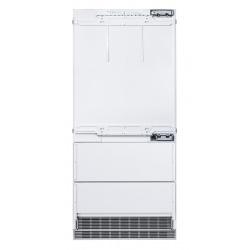 Combina frigorifica incorporabila Liebherr ECBN 6156 No Frost, BioFresh, IceMaker, DuoCooling, 471 L, clasa A+, Alb