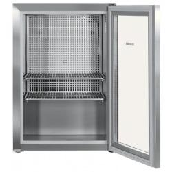 Vitrina frigorifica Liebherr CMes 502, 42 L, clasa A+, Inox