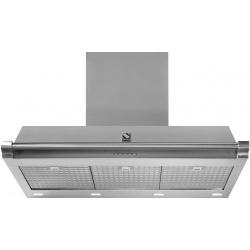 Hota decorativa STEEL Ascot 90, 90 cm, 1 motor, 4 viteze, 900 m3/h, panou control soft touch, inox