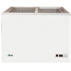 Lada frigorifica Liebherr EFE 4652, inchidere cu geamuri glisante, racire statica, 339 l, alb