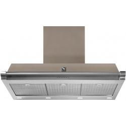 Hota decorativa STEEL Ascot 90, 90 cm, 1 motor, 4 viteze, 900 m3/h, panou control soft touch, inox / gri nisip