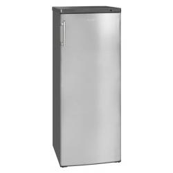 Congelator Exquisit GS 235-4.2 A ++ Inoxlook, Clasa A++, 147L, No Frost, Inox