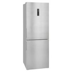 Combina frigorifica Exquisit KGC 370/95-4 NFEA++ Inoxlook, clasa energetica A++, volum net 317 L, No Frost, Inox