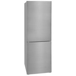 Combina frigorifica Exquisit KGC 325/95-4 NFA++Inoxlook, clasa energetica A++, volum net 310 L, No Frost, Inox